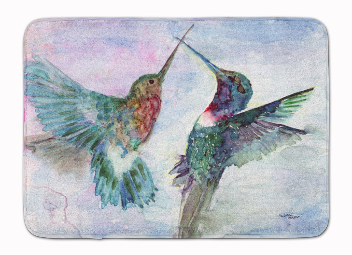 Buy this Hummingbird Combat Machine Washable Memory Foam Mat 8968RUG