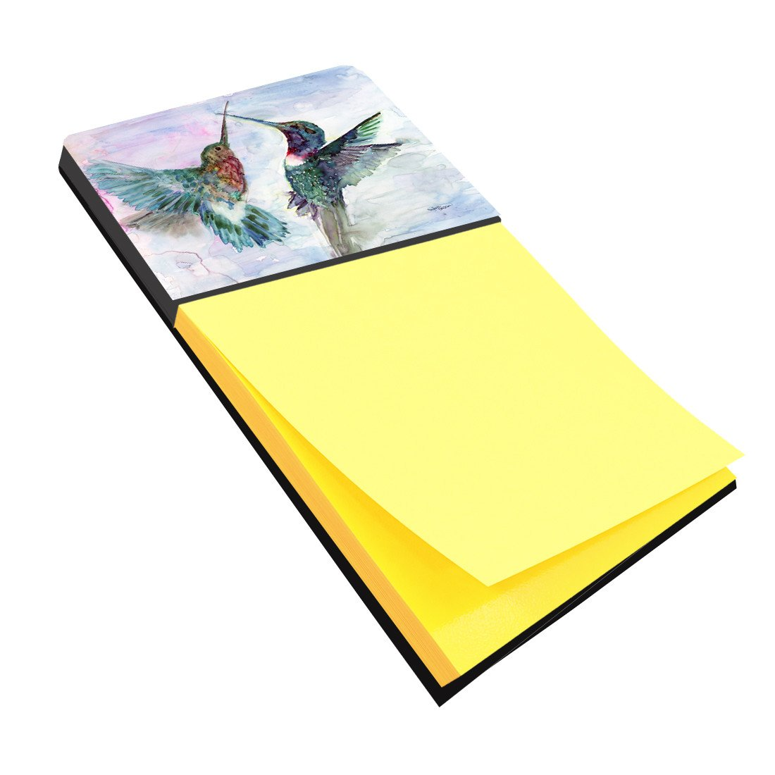 Hummingbird Combat Sticky Note Holder 8968SN by Caroline's Treasures
