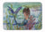 Buy this Brunette Mermaid Coral Fantasy Machine Washable Memory Foam Mat 8973RUG