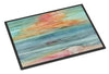Abstract Rainbow Indoor or Outdoor Mat 18x27 8979MAT - the-store.com