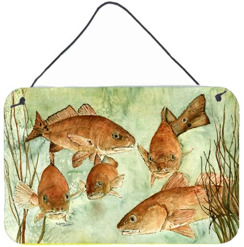 Buy this Red Fish Swim Wall or Door Hanging Prints 8983DS812