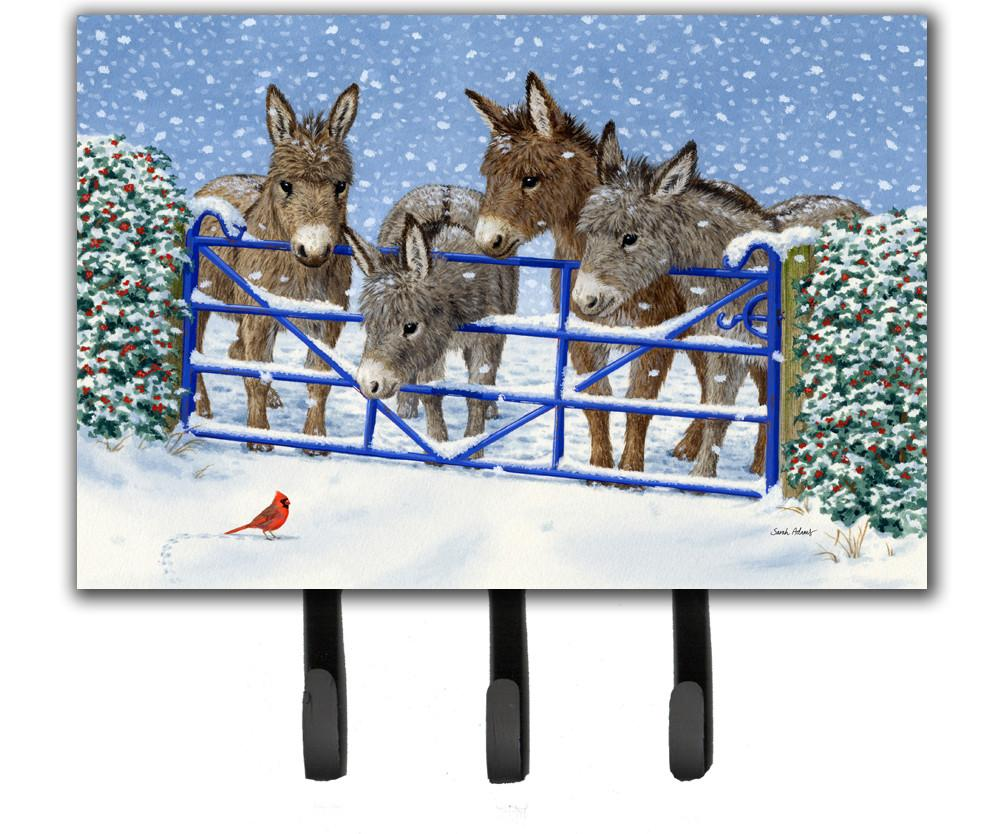 Buy this Donkeys and Cardinal Leash or Key Holder ASA2209TH68