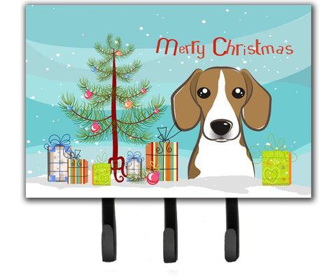 Buy this Christmas Tree and Beagle Leash or Key Holder BB1611TH68