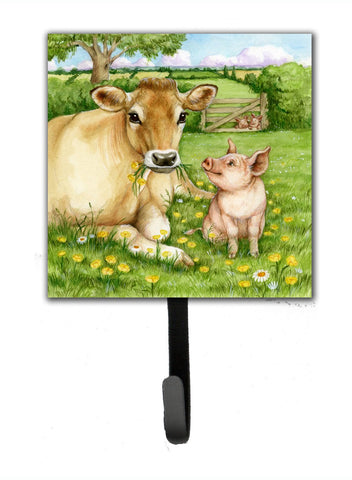 Buy this Pigs and Cow Good Friends Leash or Key Holder CDCO0360SH4