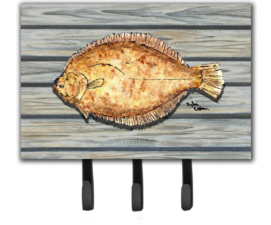 Buy this Fish Flounder Leash or Key Holder