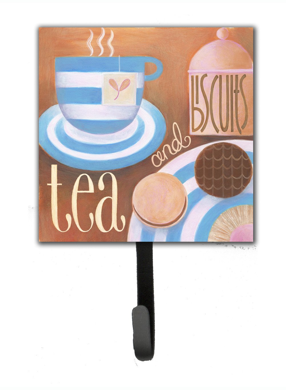 Buy this Kitchen Collection Tea by Cathy Brear Leash or Key Holder BCBR0115SH4