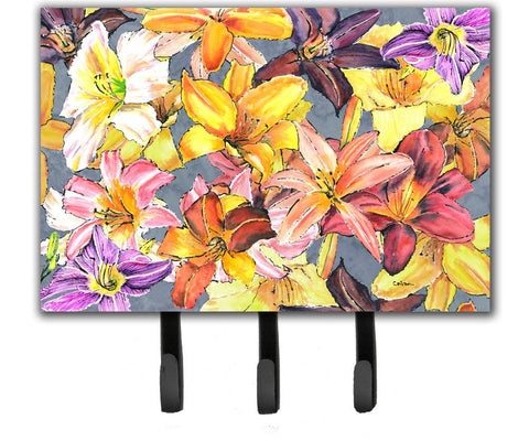 Buy this Day Lillies Leash or Key Holder
