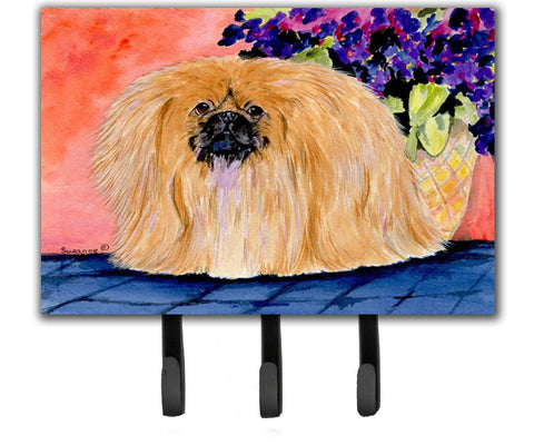Buy this Pekingese Leash Holder or Key Hook