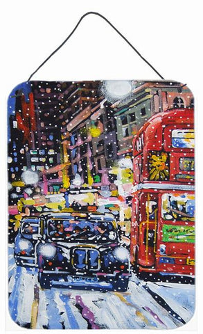 Buy this London Snow by Roy Avis Wall or Door Hanging Prints ARA0133DS1216