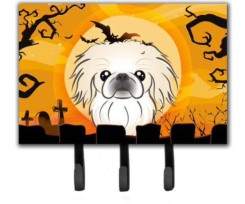 Buy this Halloween Pekingese Leash or Key Holder BB1779TH68