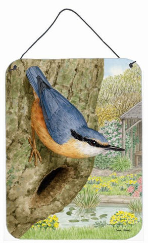 Buy this Red-breasted Nuthatch Wall or Door Hanging Prints ASA2108DS1216