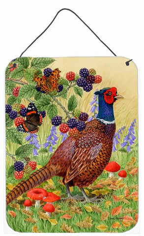 Buy this Pheasant Wall or Door Hanging Prints ASA2121DS1216