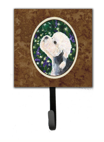 Buy this Dandie Dinmont Terrier Leash Holder or Key Hook