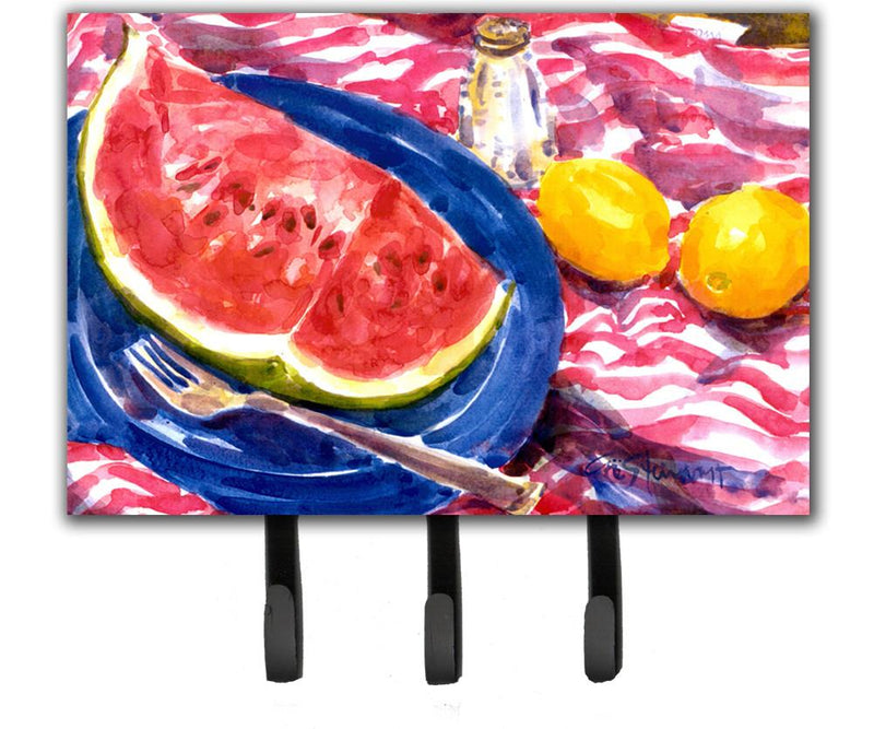 Buy this Watermelon Leash Holder or Key Hook
