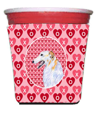 Buy this Borzoi  Red Solo Cup Beverage Insulator Hugger
