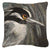 Buy this Night Heron Canvas Fabric Decorative Pillow JMK1219PW1414