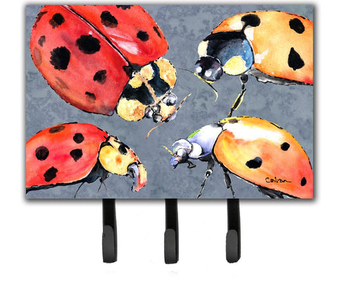Buy this Lady Bug Multiple Leash or Key Holder