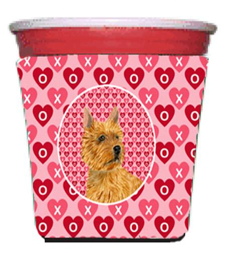 Buy this Norwich Terrier  Red Solo Cup Beverage Insulator Hugger