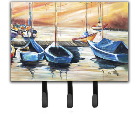 Buy this Beach View with Sailboats Leash or Key Holder JMK1038TH68