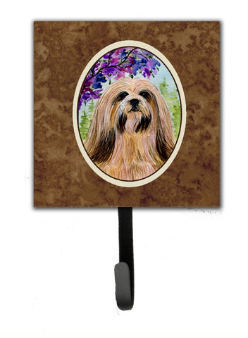 Buy this Lhasa Apso Leash Holder or Key Hook