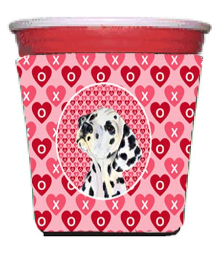 Buy this Dalmatian  Red Solo Cup Beverage Insulator Hugger