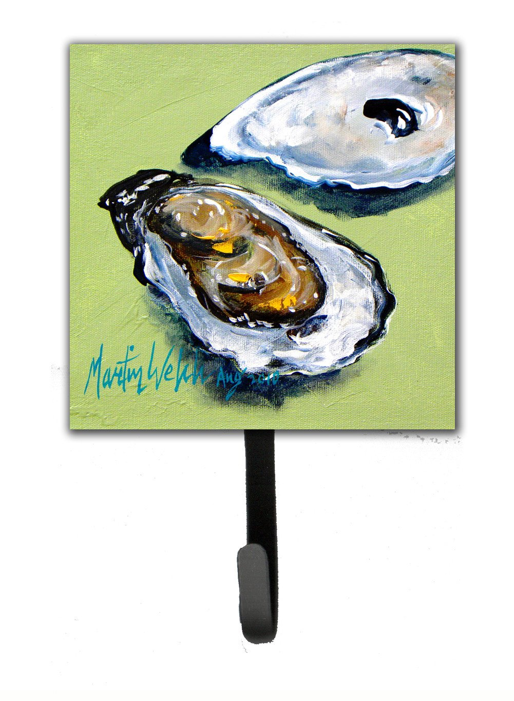 Buy this Oyster Two Shells Leash or Key Holder