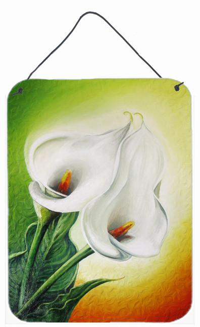 Buy this Lilies by Sinead Jones Wall or Door Hanging Prints JOS0274DS1216