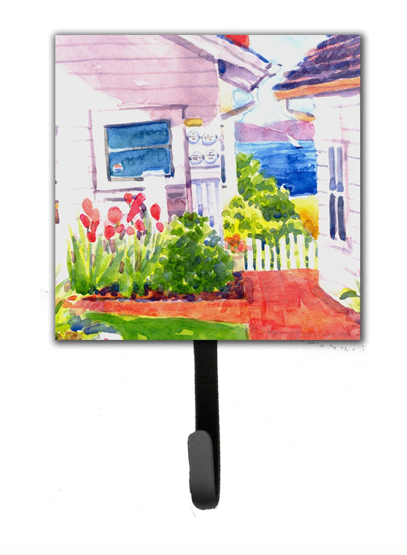 Buy this Beach View between the Houses Leash Holder or Key Hook