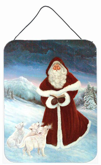 Buy this A Spirit of Harmony Santa Claus Wall or Door Hanging Prints PJC1002DS1216