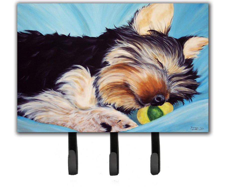 Buy this Naptime Yorkie Yorkshire Terrier Leash or Key Holder AMB1075TH68
