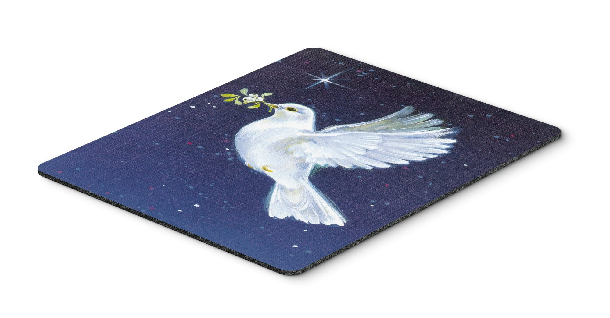 Peace Dove with the Olive Branch Mouse Pad, Hot Pad or Trivet AAH1624MP by Caroline's Treasures