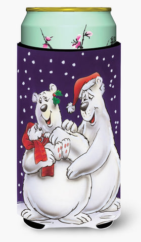 Buy this Holiday Polar Bears Tall Boy Beverage Insulator Hugger AAH7269TBC