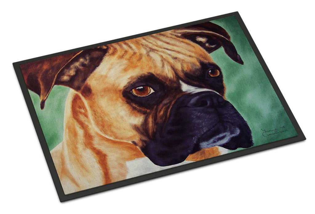 Buy this Boxer by Tanya and Craig Amberson Indoor or Outdoor Mat 18x27 AMB1029MAT