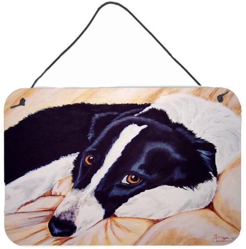 Buy this Naptime Border Collie Wall or Door Hanging Prints AMB1080DS812