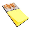 Fiona Corgi Sticky Note Holder AMB1133SN by Caroline's Treasures