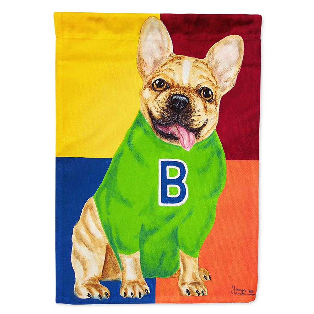 French Bulldog Go Team Flag Garden Size AMB1138GF by Caroline's Treasures