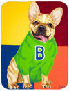 French Bulldog Go Team Mouse Pad, Hot Pad or Trivet AMB1138MP by Caroline's Treasures