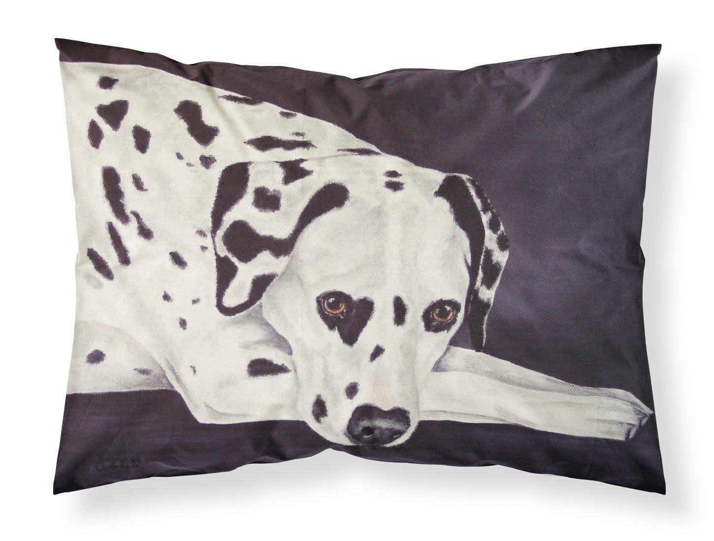 Buy this Dal Dalmatian Fabric Standard Pillowcase AMB1193PILLOWCASE