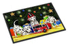 Christmas Favorite Gift Dalmatian Indoor or Outdoor Mat 18x27 AMB1316MAT - the-store.com