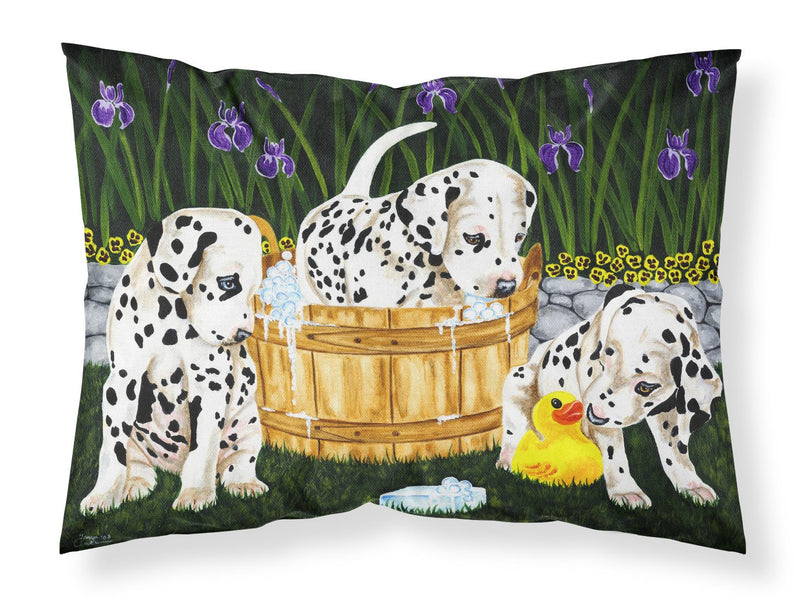 Buy this Pass the Soap Dalmatian Fabric Standard Pillowcase AMB1320PILLOWCASE