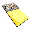 Bed of Roses Dalmatian Sticky Note Holder AMB1407SN by Caroline's Treasures