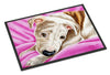 Dream Girl Pit Bull Indoor or Outdoor Mat 18x27 AMB1413MAT - the-store.com