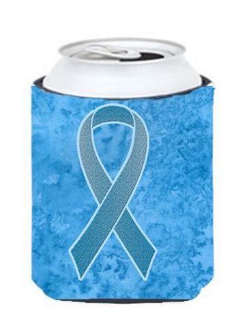 Buy this Blue Ribbon for Prostate Cancer Awareness Can or Bottle Hugger AN1206CC