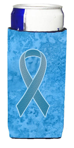 Buy this Blue Ribbon for Prostate Cancer Awareness Ultra Beverage Insulators for slim cans AN1206MUK