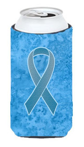 Buy this Blue Ribbon for Prostate Cancer Awareness Tall Boy Beverage Insulator Hugger AN1206TBC