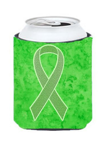 Buy this Lime Green Ribbon for Lymphoma Cancer Awareness Can or Bottle Hugger AN1212CC