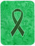 Buy this Emerald Green Ribbon for Liver Cancer Awareness Glass Cutting Board Large Size AN1221LCB
