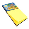 Bears Playing at the Beach Sticky Note Holder APH0375SN by Caroline's Treasures