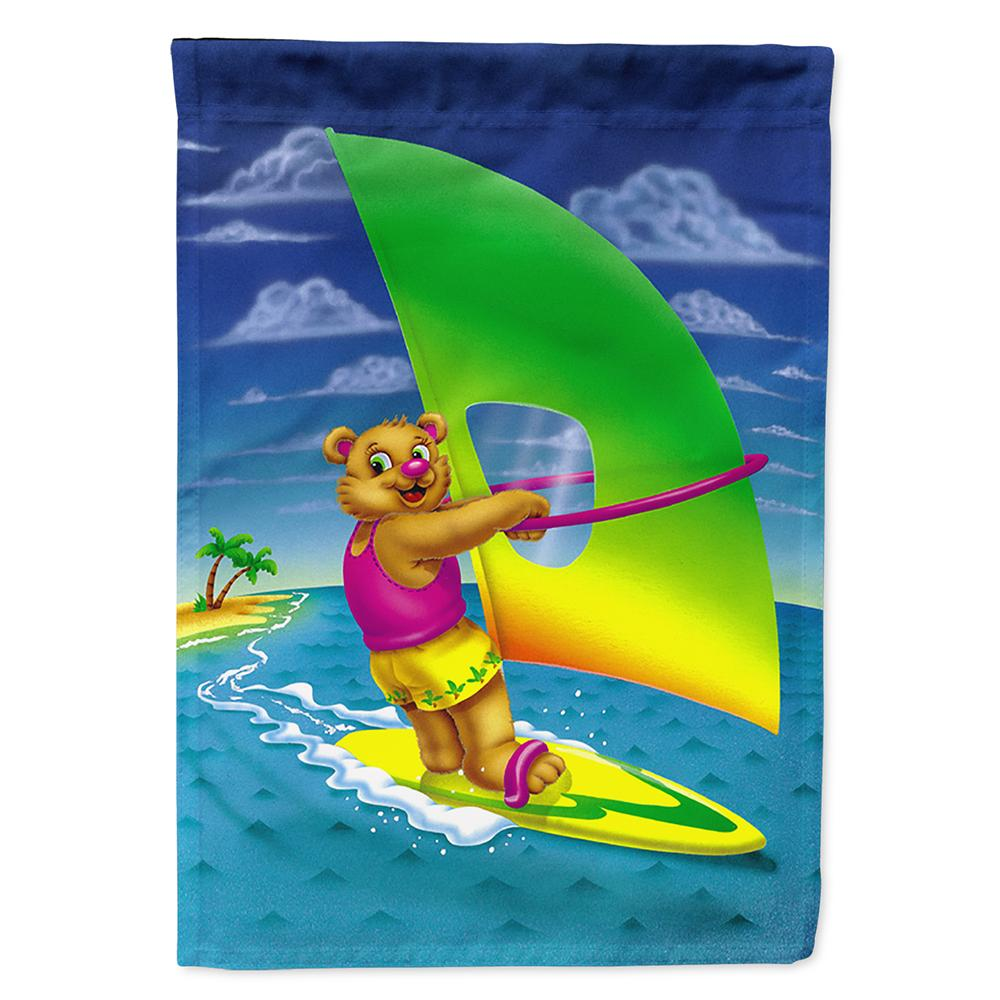 Buy this Teddy Bear Sailing Flag Garden Size