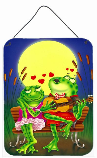 Buy this Frog Love Songs Wall or Door Hanging Prints APH0522DS1216